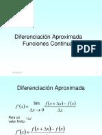Tema métodos numericos