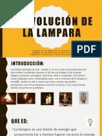 La Lámpara Reciclabe