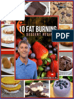 10 Fat Burning Dessert Recipes