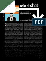 Daniel Alarcon - Odio el CHAT.pdf