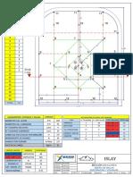 Mallas Perforación y Voladura  3.5 x 4.0