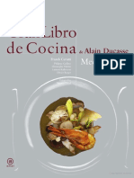 Gran Libro de Cocina de Alain Ducasse PDF