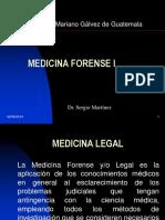 Medicina Forense i