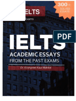 Makkar Ielts Academic Essay