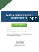 PDF Farmacología de Los Cannabinoides y Cannabinoides Sintéticos