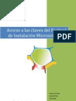 Acceso a Las Claves Del FIM 2010-II URP