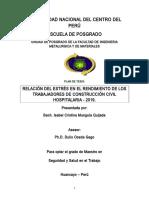 Proyecto de Tesis de Isabel Munguia 2019