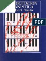La Digitación Pianistica (Albert Nieto)