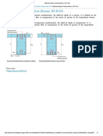 Effective Depth of Section (Beams_ BS 8110)