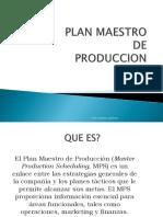 113410001 Plan Maestro de Produccion f
