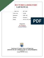 Python Ds Lab Manual