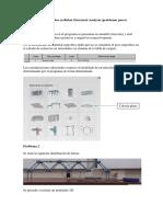 Resolución de Reticulados en Robot Structural Analysis