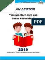 Plan Lector I.E. J.B.- 2019