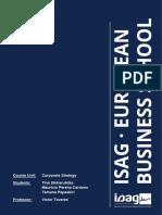 Corporate Strategy. Case Study 2 JetBlue