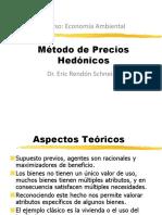Modelo de Los Precios Hedónicos