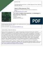 he field of digital documentary a chalange for documentary theorist.pdf