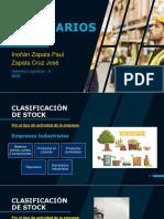 Inventarios Grupo 02 - Logisticos A