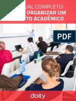 eBook Como Fazer Um Evento Acadêmico