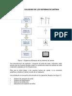 3.3.1 Diagrama de Bloques de Los Sistemas de Antena