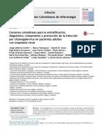 Consenso Colombiano de Dx Manejo y Prevencion Citomegalovirus
