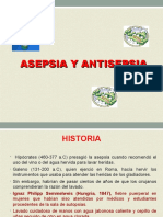 3 Clase - Asepsia y Antis Preparación Campo Qx