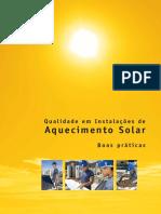 Aquecimento Solar Boas Praticas