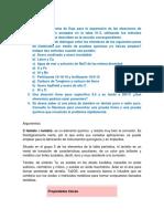MARCHA DE CATIONES