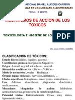 2. MECANISMOS DE ACCIÓN DE LOS TÓXICOS1.ppt
