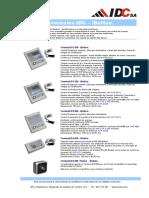 IDC Terminales Futura IButton