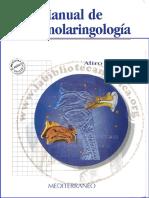 005 - Semiología Del Oído (Hipoacusia, Vértigo, Otalgia, Acúfenos, Otorrea y Otros Síntomas)