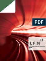 LFM Gateway Mode - LFM Server Dataset Generation Guide v4.4