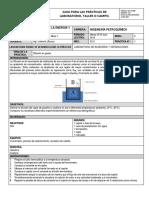 SCGDI505 Guía Para Prácticas TM1 NRC3321 Difusión en Gases