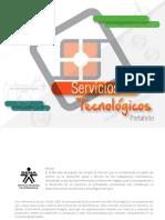 Portafolio de Servicios 2018