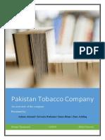 PTC Report Final Draft