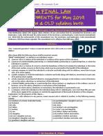 9 IBC Amendments