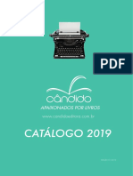 Catalogo 01:2019 Editora Cândido