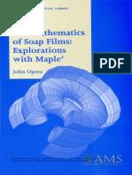 The Mathematics of Soap Films AMS.pdf