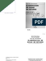10. UNAM - Elaboracion de Guias