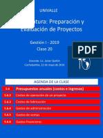 Clase 20 - PEP - 22 5 2019