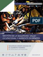 Brochure Gestion de La Seguridad Salud Ocupacional y Ambiente en Mineria