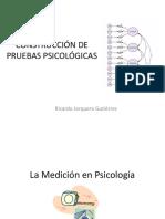 CONSTRUCCIÓN DE PRUEBAS PSICOLÓGICAS Clases.pptx