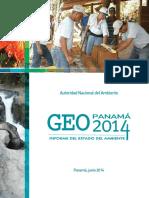 Informe Geo Panama 2014