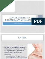 CA de Piel - Melanoma