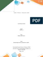 Infograma Epistemologia