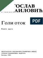 Dragoslav Mihailovic - Goli otok 2 knjiga.pdf