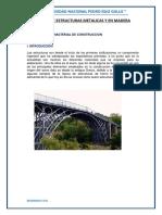 Diseño de Estructuras Metalicas y en Madera