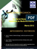 Ventilación Mecánica-Daniel Barajas Ugalde.