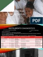 Enfermeria Comunitaria Presentacion de Encuesta en Comunidad Periurbana