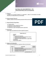 Tfc -Mba Finanzas