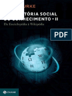 Uma Historia Social Do Conhecim - Peter Burke